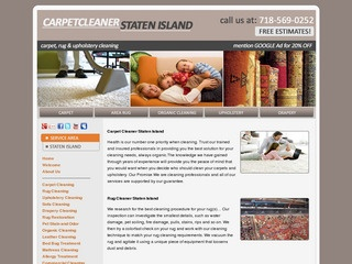 Carpet Cleaner Staten Island