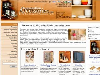 Kitchen Organization Accessories