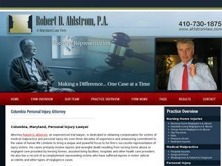 Maryland Personal Injury Lawyer
