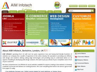 AIM Infotech – IT Offshore