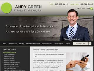 DUI Lawyer Portland