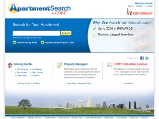 Find An Apartment