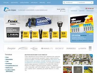 Armin Impex – Batteries wholesaler and webshop