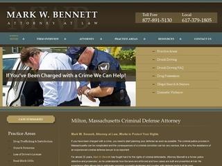 Massachusetts Criminal Defense Attorney
