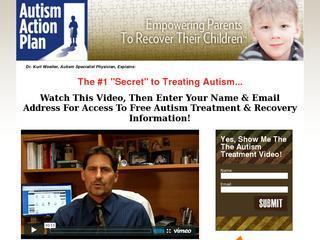 Autism Action Plan