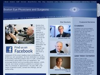 Boston Eye Physicians and Surgeons
