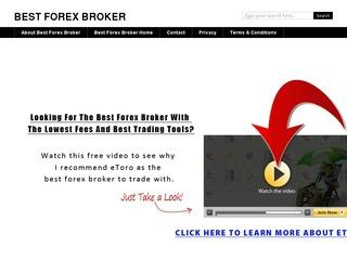 Best Forex Broker