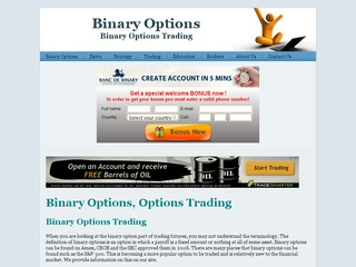 Best binary options expert advisor