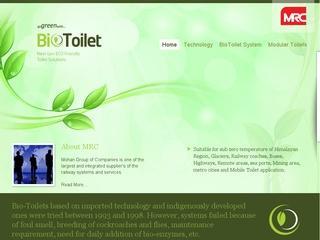 Eco Friendly Toilet