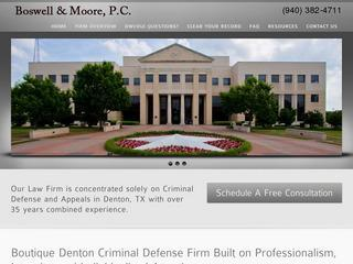 Texas Criminal Defense Attorney