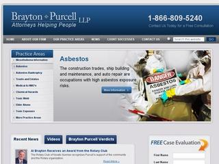 California Asbestos Attorney