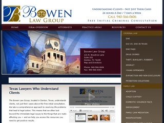 Texas Criminal Defense Lawyer