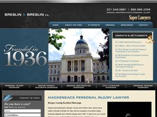 New Jersey Accident Lawyer