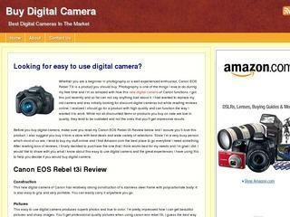 Buy Digital Camera