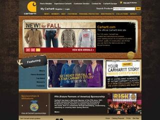 Carhartt Clothing – Long Lasting Style, Comfort and Value.