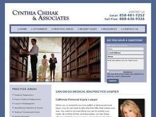 Medical Malpractice Lawyer San Diego