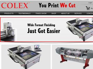 Colex Offers Automatic Finishing Solutions For Wide Format Printers