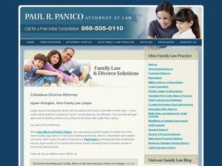 Columbus OH Child Visitation Lawyer
