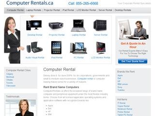 Computer Rental