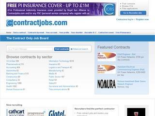 Contract Jobs UK