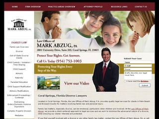 Coral Springs FL Divorce Attorney