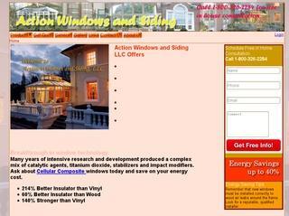 Action Windows & Siding