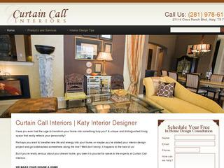 Curtain Call Interiors | Katy Interior Design