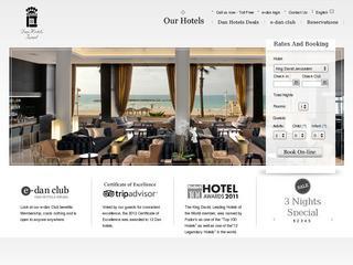 Dan Hotel – Israel Hotels