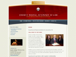 Lancaster Business Attorney
