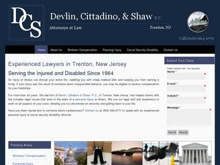 New Jersey Personal Injury Lawyer
