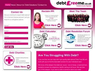 Debt Free Me