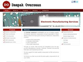 Electronics Components in Hyderabad