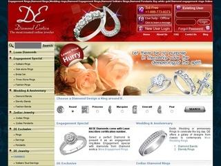 Buy Online Diamond Jewelry