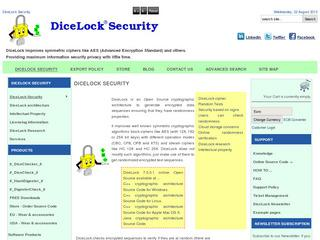 DiceLock Security