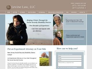 Social Security Disability Claims Lawyer In New Jersey