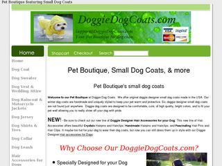 Doggie Dog Coats