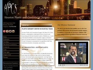 Dr. Sean Boutros – Houston Plastic Surgeon