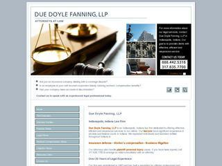 Indiana Business Attorney