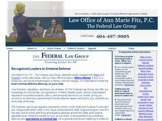 Georgia Criminal Defense Attorney