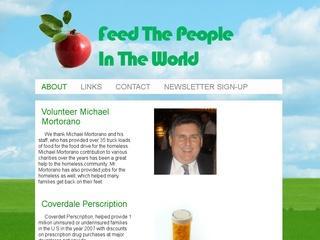 Hunger Charities by Michael Mortorano