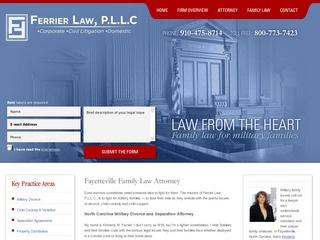 Fortt Bragg Military Family Law Attorney