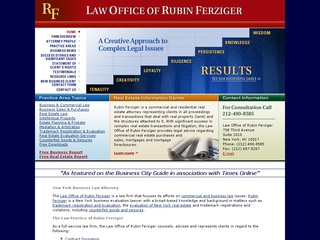 New York City Real Estate Law Lawyer