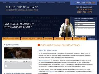 Ohio Defense Attorney