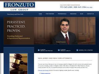 New Jersey Malpractice Lawyer