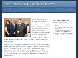 Gary M. Horwitz Law Offices