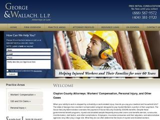 Worker Compensation Attorneys