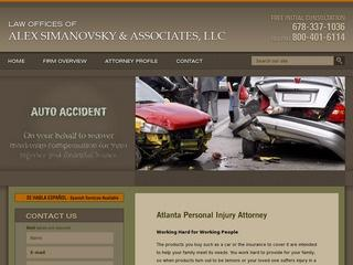 Georgia Personal Injury Attorney