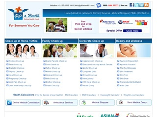 Healthcare Service in India