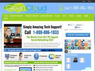 Green Cloud Computer Services