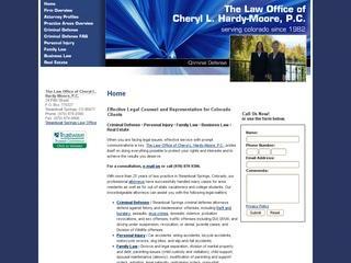 Colorado Personal Injury Lawyer